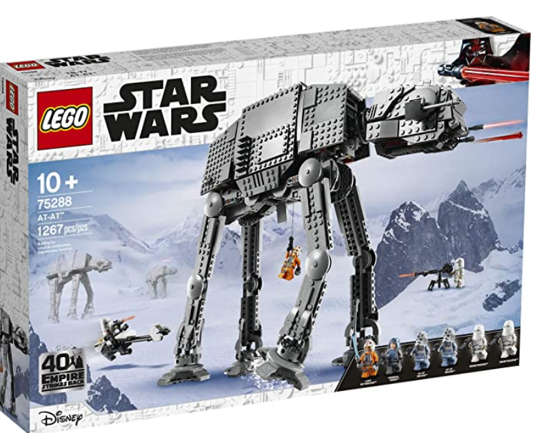 LEGO Star Wars AT-AT 75288 Building Kit