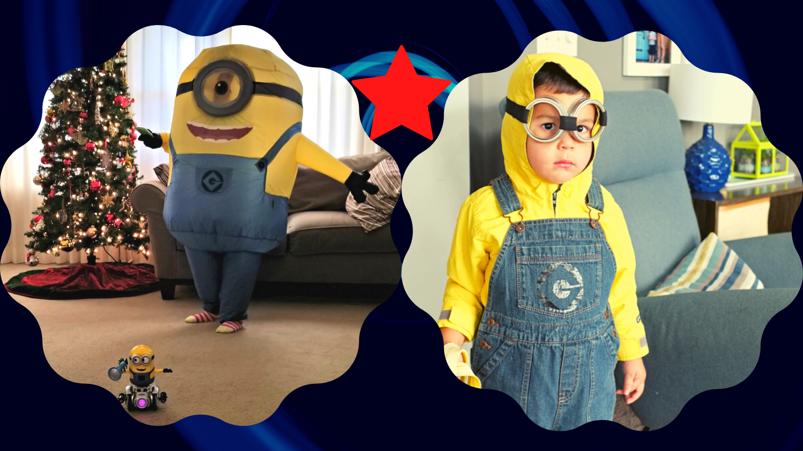 Kids playing with best Minions Toys.