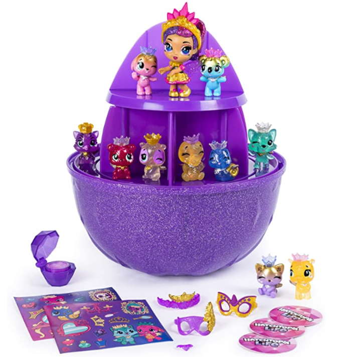 Hatchimals CollEGGtibles, Mega Secret Surprise.