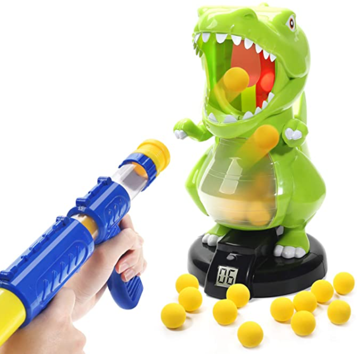 EagleStone Dinosaur Shooting Toys for Kids