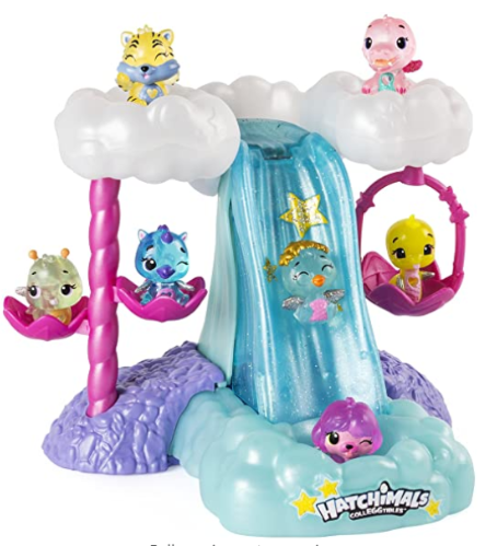 Hatchimals CollEGGtibles, Waterfall Playset.