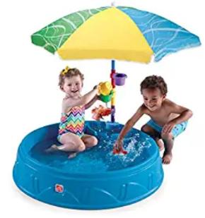 Step2 play & shade pool.