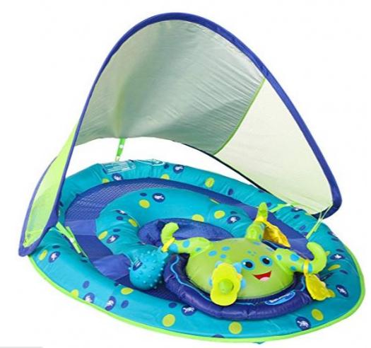 SwimWays Baby Spring Pool Float.