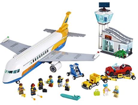 LEGO City Passenger Airplane.