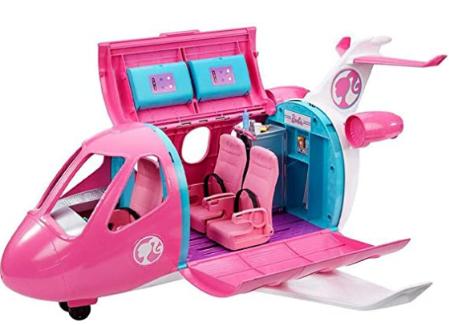 Barbie Dreamplane.