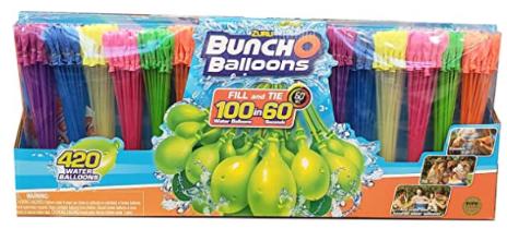 Bunch O Balloons.