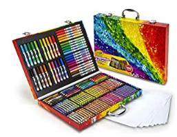 Crayola Art case coloring set