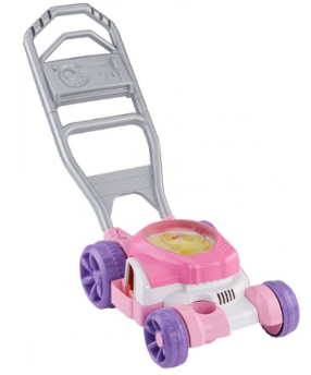 Fisher Price Bubble Mower, Pink.