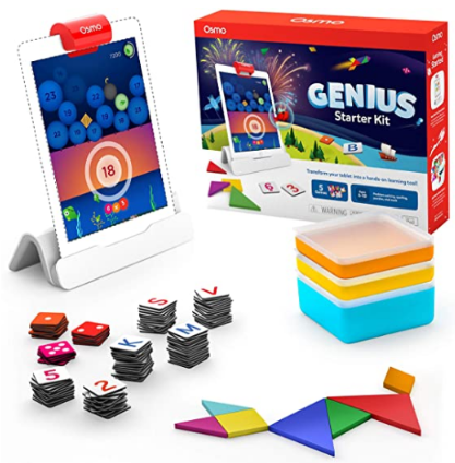 Osmo - Genius Starter Kit for iPad.