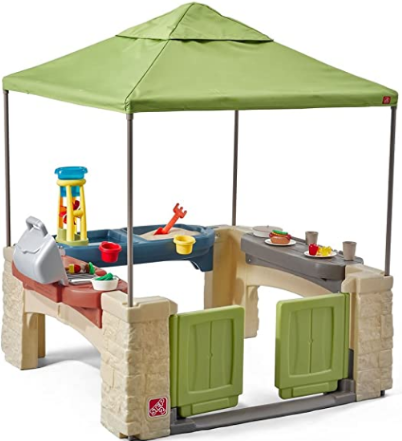 Step2 All Around Playtime Patio with Canopy Playhouse.
