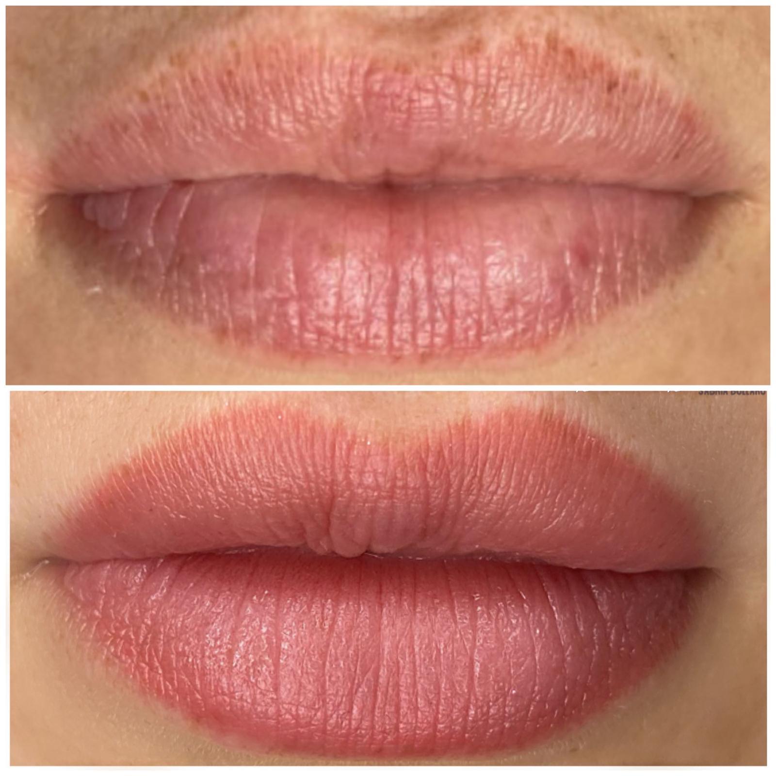 Permanent Lip Makeup Lip Blush Ottawa Ontario