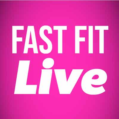 fast fit live webinar every tuesday at 6pm pacific and 9pm eastern