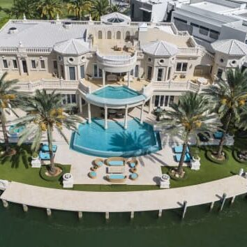 A look inside the most expensive home for sale in Bal Harbor, Florida