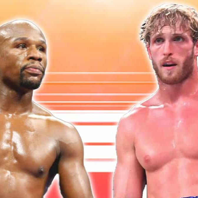 Boxing legend Floyd Mayweather to fight YouTube star Logan Paul at Hard Rock Stadium