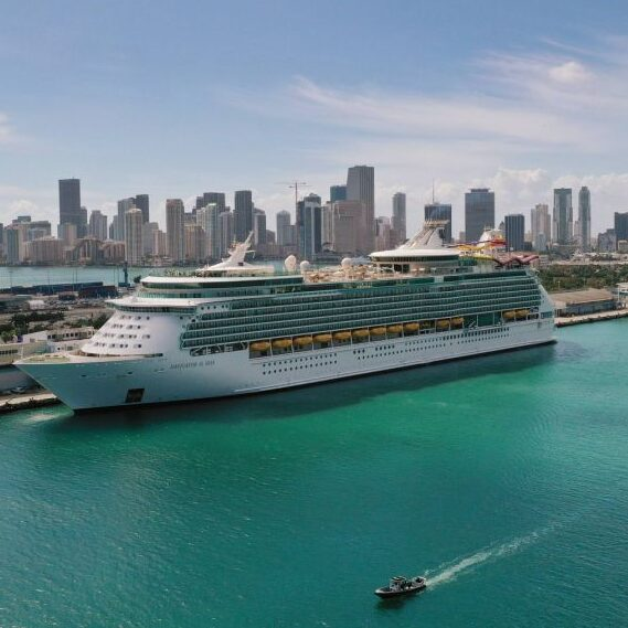 Florida sues Biden administration over cruise restrictions