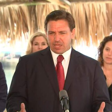 Gov. Ron DeSantis suspends all local COVID-19 orders