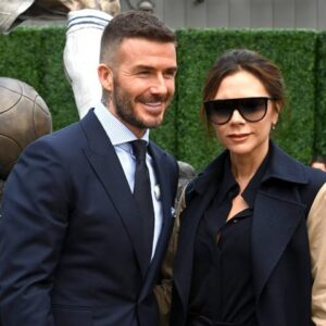 Victoria Beckham Keeps Trolling David Beckham for His Birthday