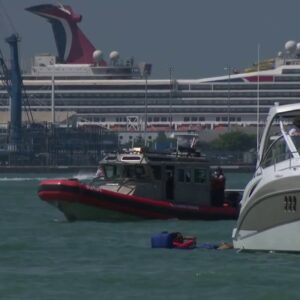 Man riding personal watercraft killed after hit and run crash with boat full of people