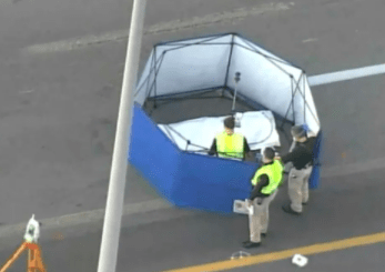 Driver Fatally Strikes Construction Worker, Flees Scene on I-95 in Broward: FHP