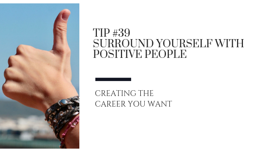 Creating the Career You Want – Tip #39