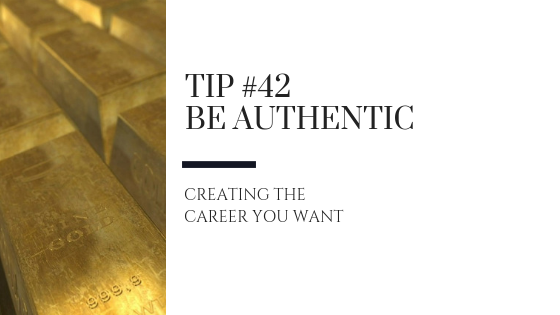 Creating the Career You Want – Tip #42