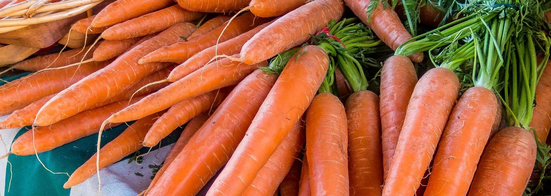 Glazed Carrots with Orange & Ginger