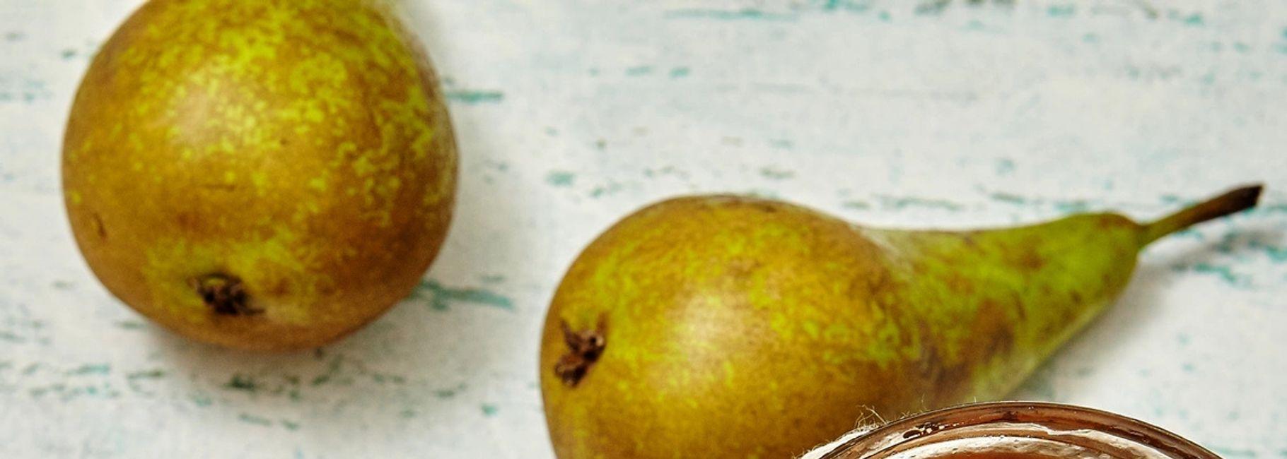 Pear Strudel