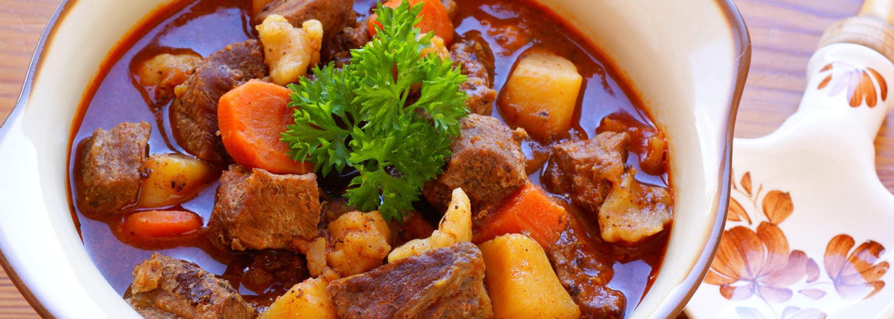 Winter Time Beef Stew
