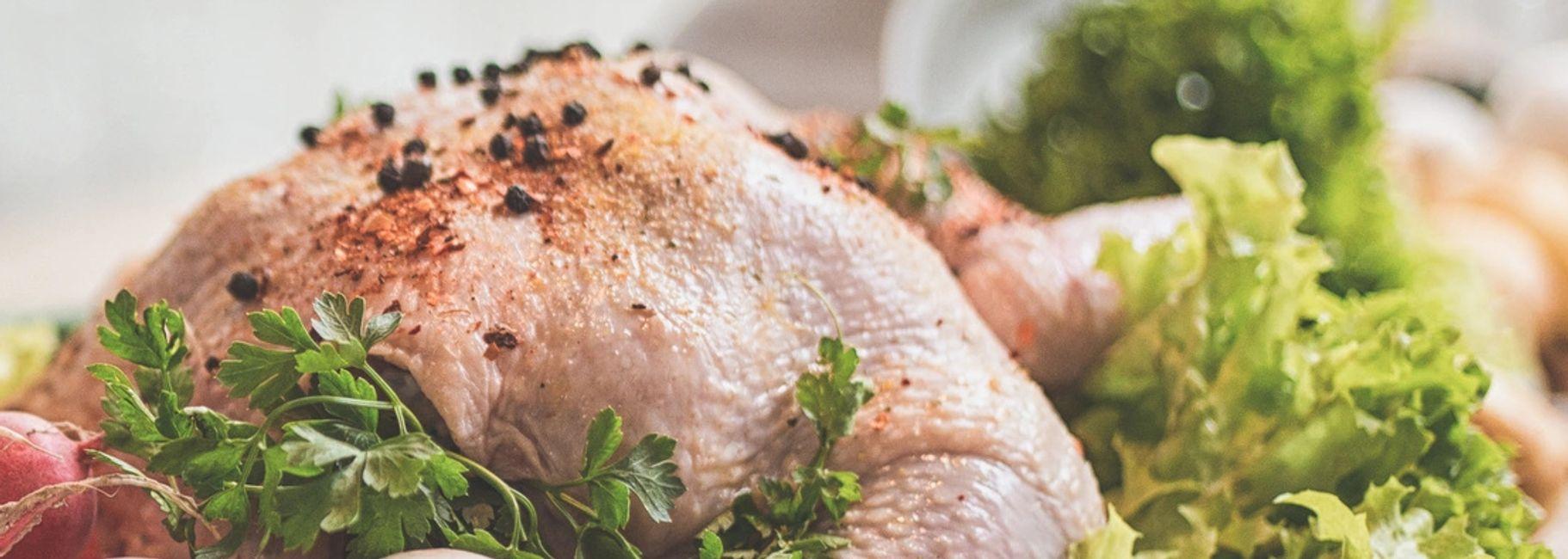 Roast Turkey with Cider Gravy