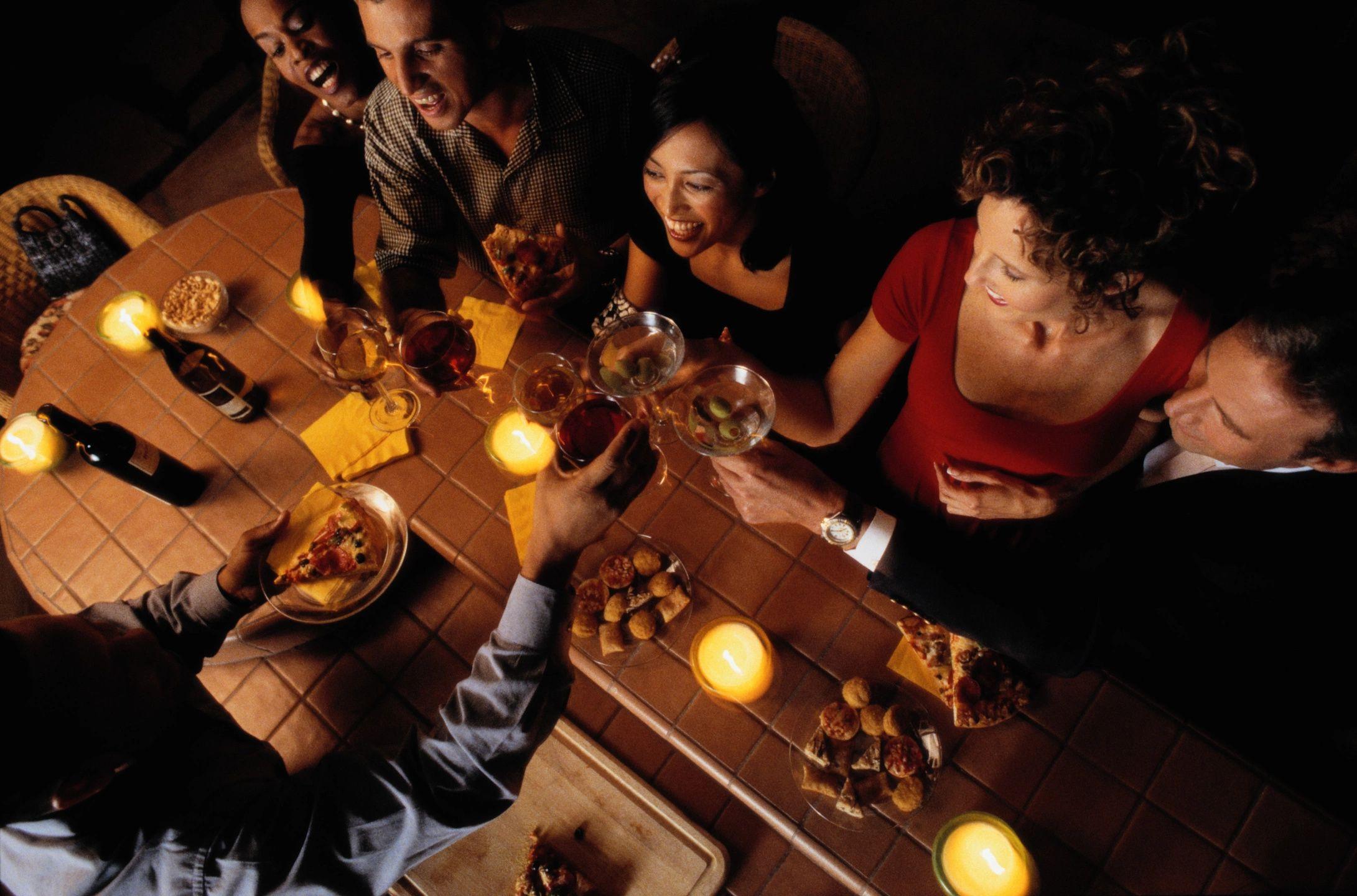 Wine & Food Pairing Information