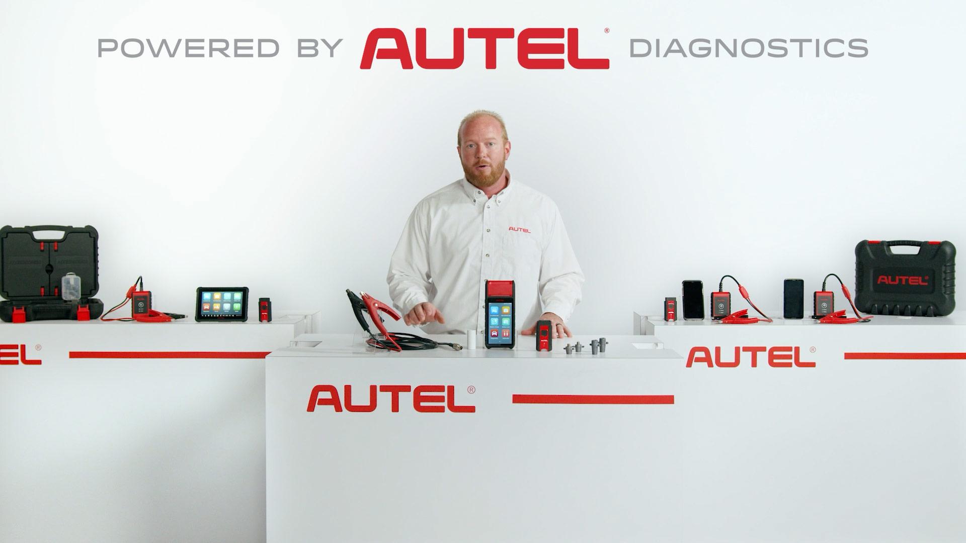 Battery<br>Analyzers