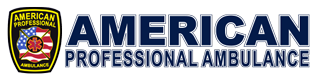 American Professional Ambulance Logo