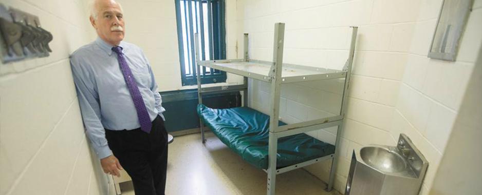 Aaron Hernandez in jail