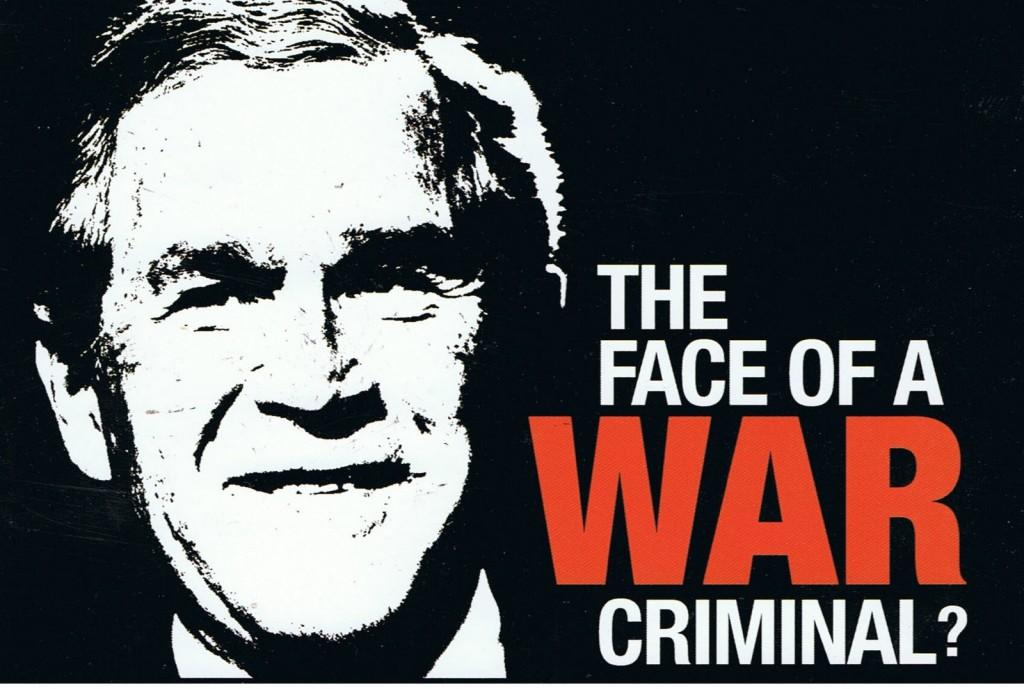 bush-war-criminal