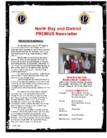 2014-01 PROBUS Newsletter
