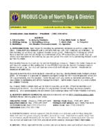 2018-09-05 Dick Tafel – Local Birds of North Bay