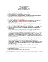 2019-12-10 268 Meeting Notes