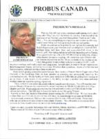 2020-10 PROBUS Canada Newsletter
