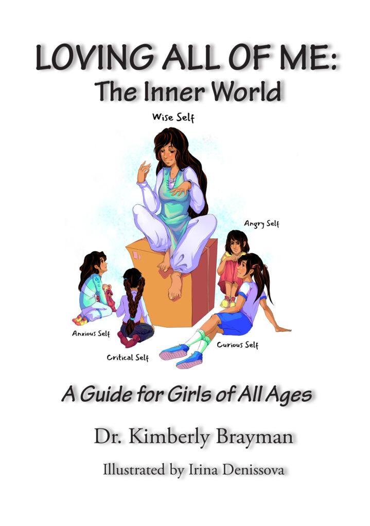 Loving All of Me: Inner World book cover self-help