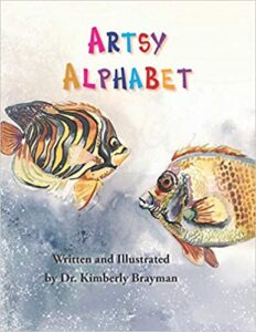 Artsy Alphabet Book