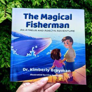 The Magical Fisherman Book