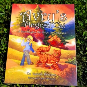 Avry's Magical Cat | Book 1 in the Marshmallow Series