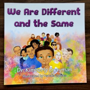 We are Different and the Same Book