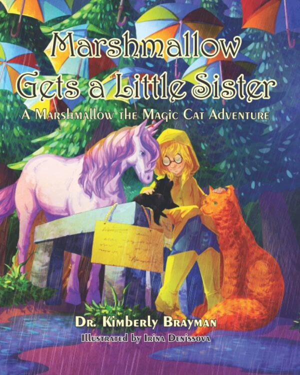 Marshmallow Gets a Babysister