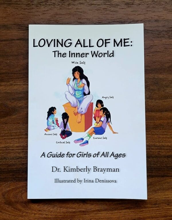 Loving All Of Me - A guide for girls of all ages