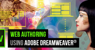 Formation Web Authoring Using Adobe Dreamweaver ACA Creative Cloud 2020 in FEZ MOROCCO
