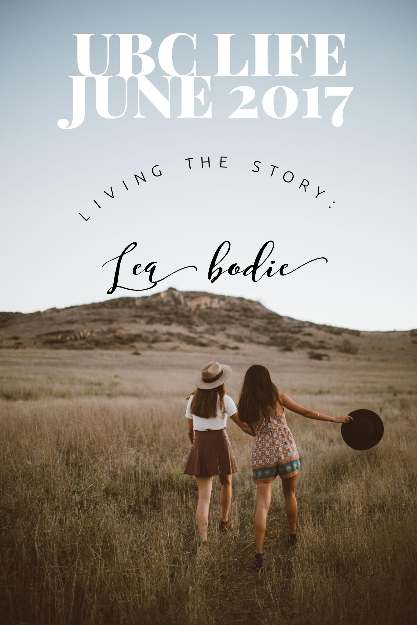 UBC Life - Living The Story