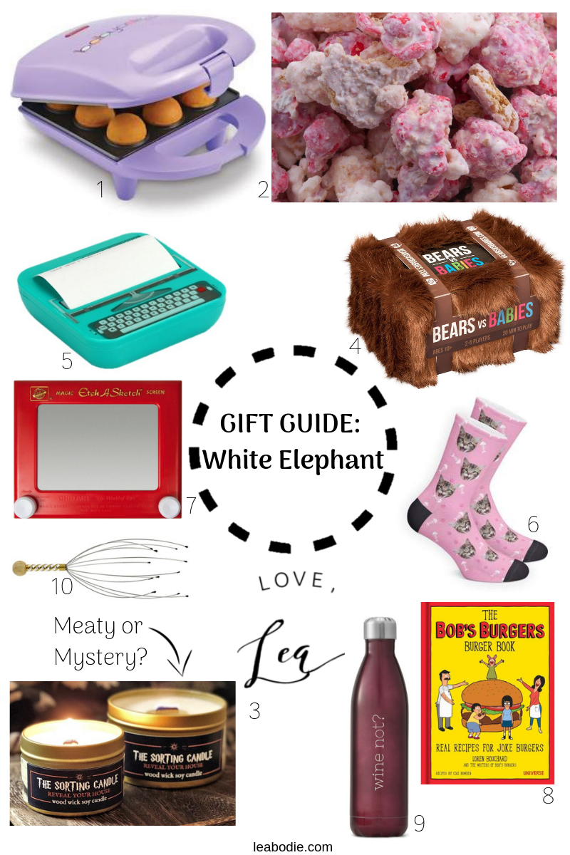 10 Gifts to Bring to A White Elephant Gift Exchange