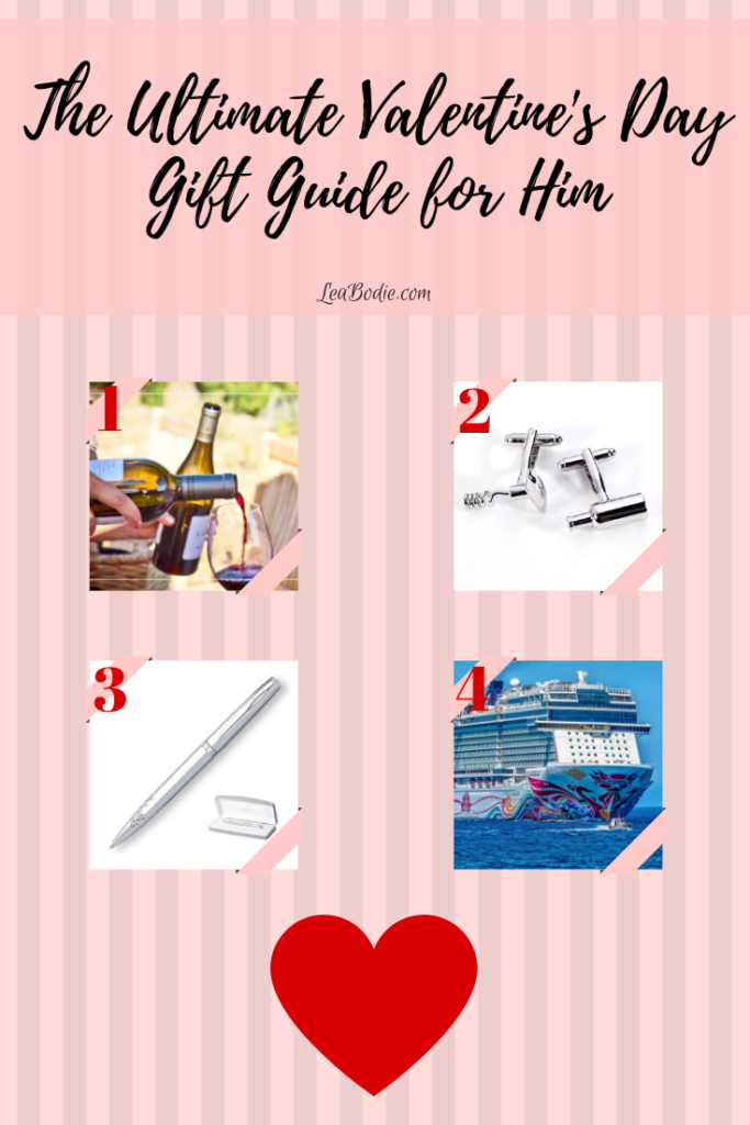 The Ultimate Valentine's Day Gift Guide for Him