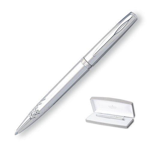 Waterford Pens Lismore Platinum Plated Ballpoint Pen